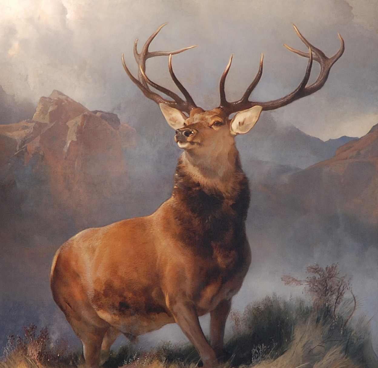 Monarch_of_the_Glen,_Edwin_Landseer,_1851